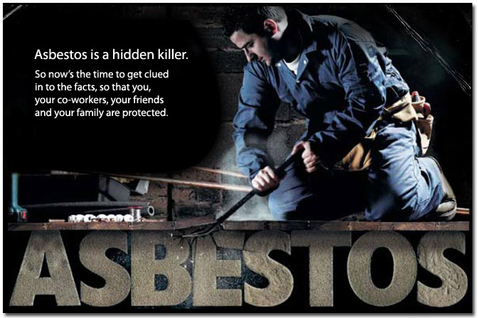 how to clean house after asbestos exposure