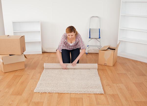 12 - Don't install carpet