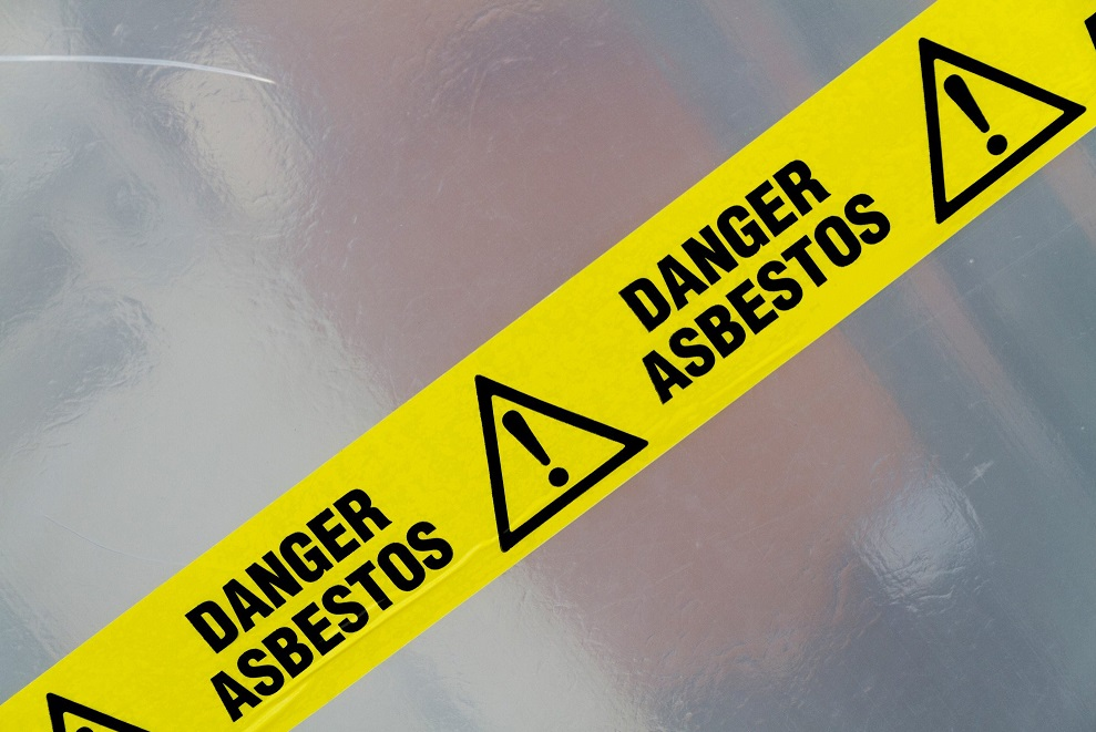 how to remove asbestos